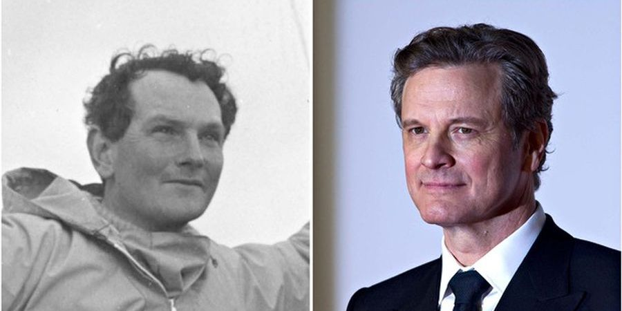 Colin Firth - Donald Crowhurst