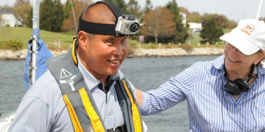 Poczuć Wiatr - Międzynarodowe Mistrzostwa Żeglarzy Niewidomych w Japonii w 2013 roku, Grupa niewidomych żeglarzy chce się do tego dobrze przygotować....