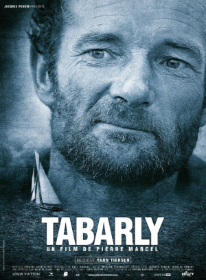 Eric Tabarly plakat filmowy