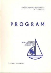 Kopia I Krajowy Przegląd Filmów Żeglarskich - Program