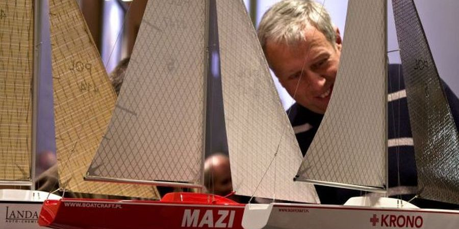 Kiermasz żeglarski JachtFilm 2012