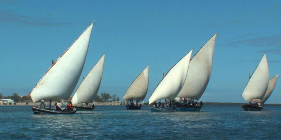 Regaty na wyspie Ibo