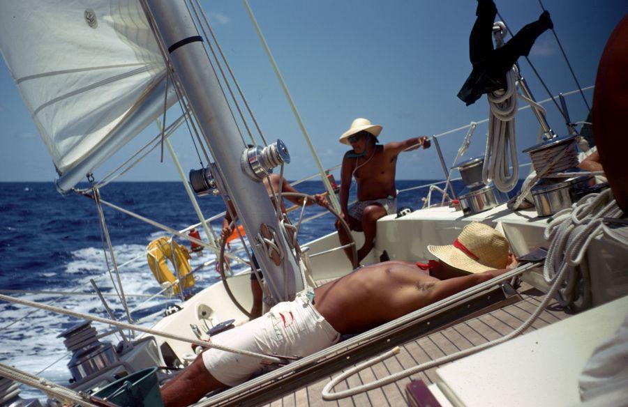 Niedzielny żeglarz