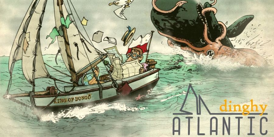 Dinghy Adventures - Atlantyk